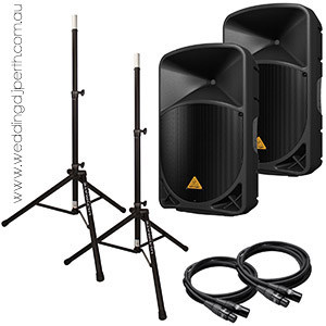 speaker hire perth
